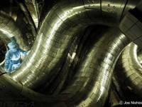 科学がデッカイ! 驚くべき構造物の美『日本の現場 立入禁止の向こう側』展