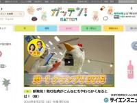 【食べる科学実験】第1回 電気肉、NHKの『ガッテン!』でガッテンされる(全3回)