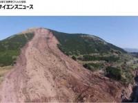 防災科研が熊本地震の緊急報告を開催 【第3回】異質な土砂崩れ なだらかな山で起こった斜面崩壊